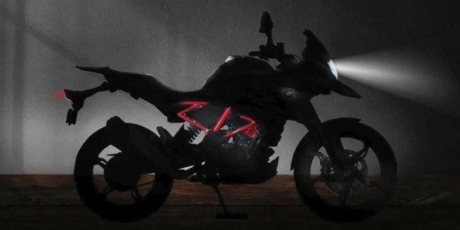 Тизер новых мотоциклов BMW G310 R/GS 2021