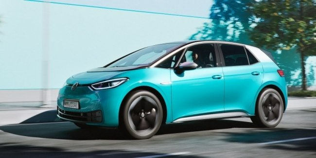 Volkswagen ID.3 новый лидер на рынке электромобилей?