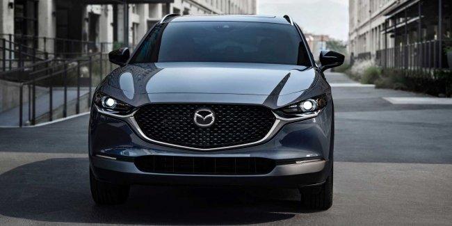 Mazda CX-30 получает 250-сильный турбомотор