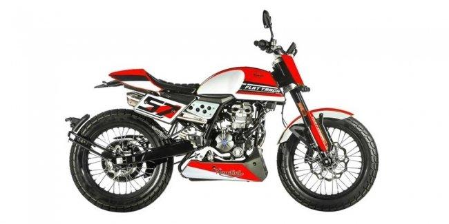 FB Mondial представил улучшенную модель Track 125