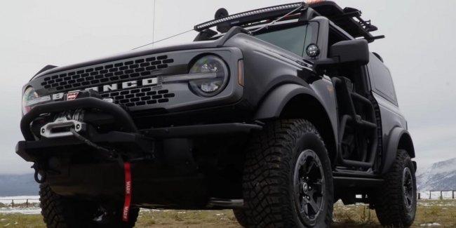 Ford Warthog: Brono не станет «хищником»