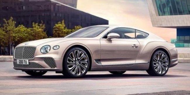 Не хватает роскоши в Bentley? Mulliner поможет с этим справиться