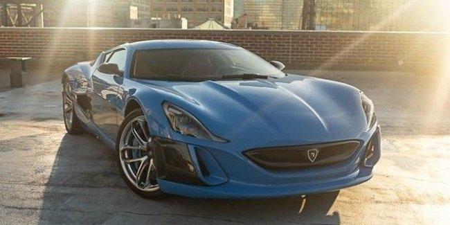 Уцелевший Rimac Concept One оценили всего в 1,6 миллиона долларов