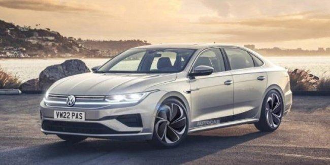 VW одобрил новый Passat