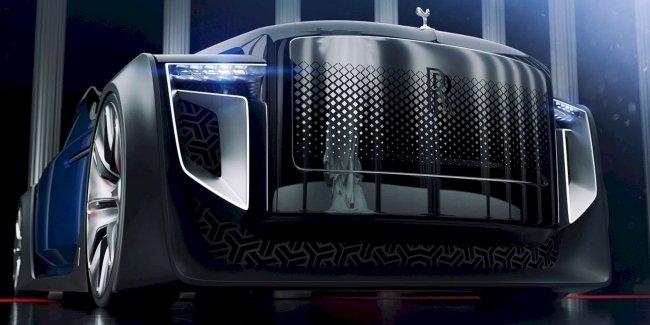 Первый электро Rolls появится в этом десятилетии