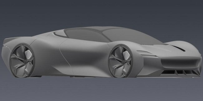 Jaguar готовит новый гиперкар