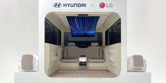 Как Hyundai видит интерьеры будущего