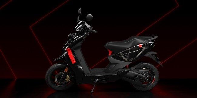 Ather Electric показал особую вариацию скутера 450X