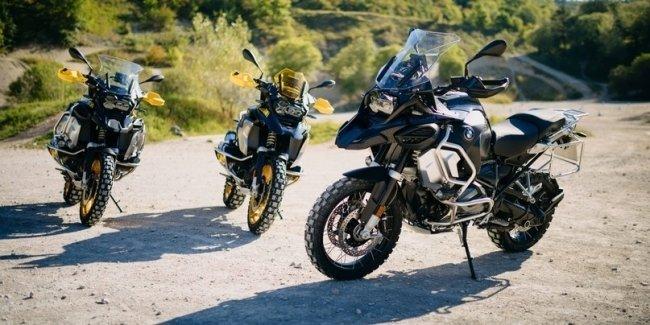 BMW обновила флагманские R1250GS/R1250GS