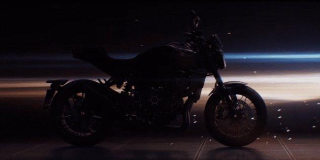 Тизер новой Honda CB1000R
