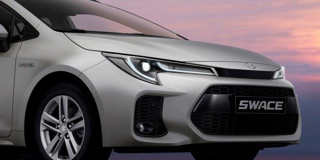 Сколько будет стоит Toyota Corolla от Suzuki?