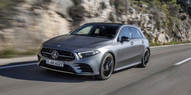 Меньше A-Class: Mercedes готовит новую модель