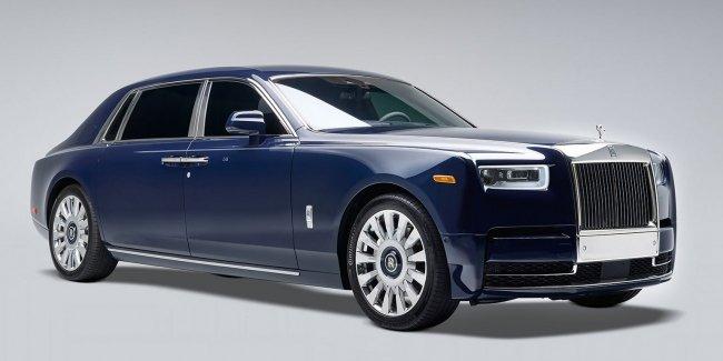 Phantom Koa: Rolls-Royce знает как угодить клиенту
