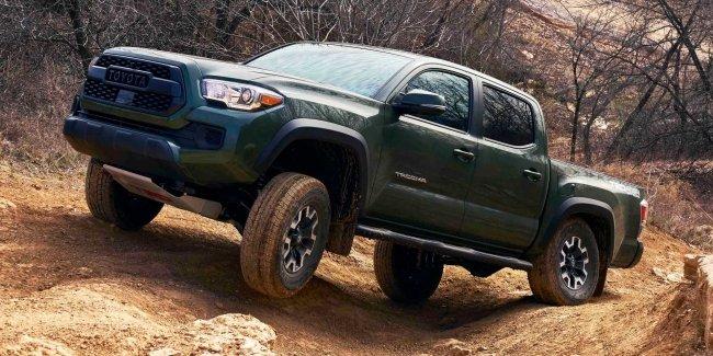Toyota предлагает улучшить Такому