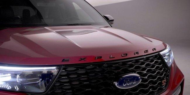 Explorer для настоящих «ковбоев»: Ford готовит версию King Ranch