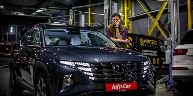 Hyundai Tucson 2021: уже лучше немцев?