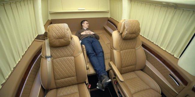 Забудьте Rolls-Maybach-S-Class! Есть кое-что покруче...