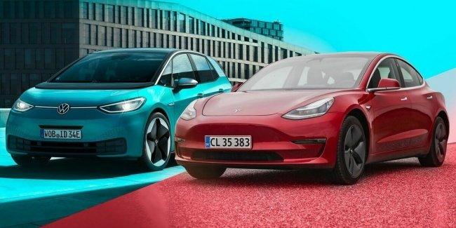 Кто станет лидером электромобильного рынка к 2025 году?