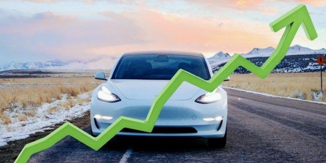 Электрокары Tesla неожиданно подорожали