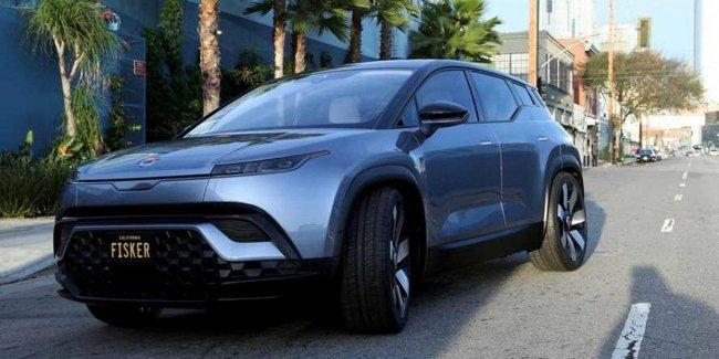 Fisker хочет перебить продажи Tesla своим дешевым электрокаром