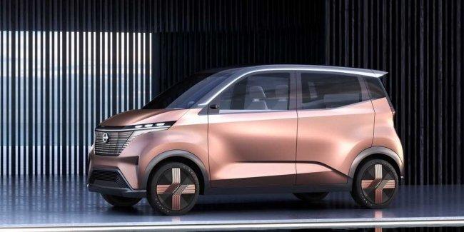 Nissan и Mitsubishi выпустят электрокары по цене $18 тысяч