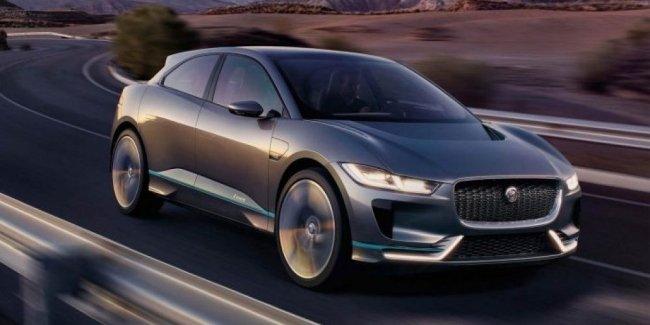 Jaguar наконец взялся за создание спортивной версии I-Pace