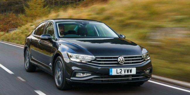 VW Passat возвращается в Украину! Стоило ли его ждать?