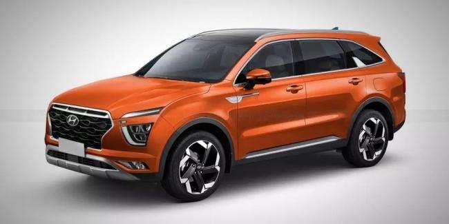 Раскрыты сроки появления удлиненной Hyundai Creta