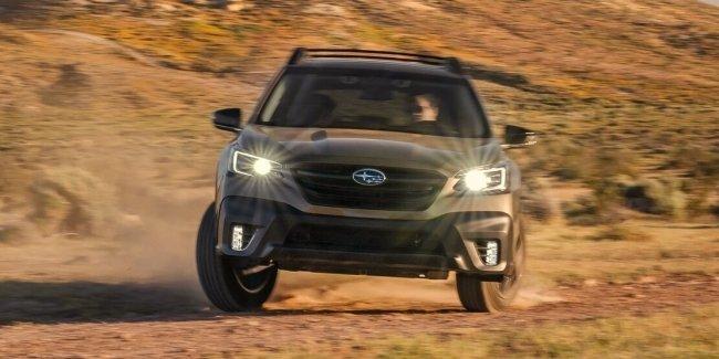 Subaru приготовила «кое-что дикое»