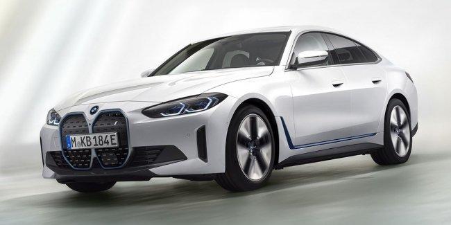 BMW рассекретила i4 – его покажут уже сегодня