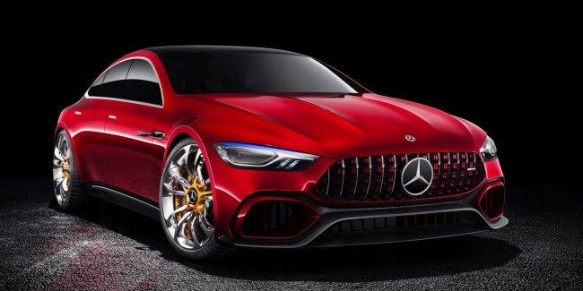 Самый мощный Mercedes