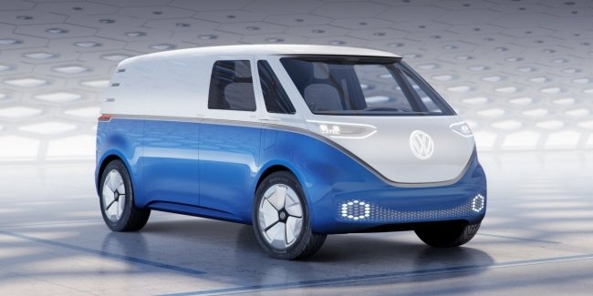 Volkswagen ID. BUZZ поедет без водителя