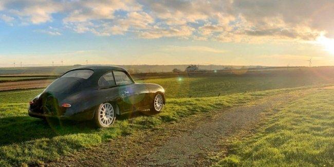 Porsche 356 из Британии