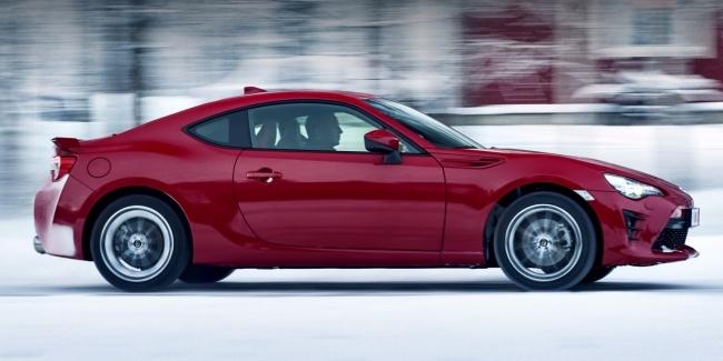 Как две капли: Toyota отложила выпуск нового купе GT 86 из-за сильного сходства с Subaru