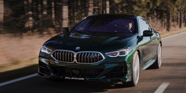 Самую красивую BMW рассекретили перед дебютом