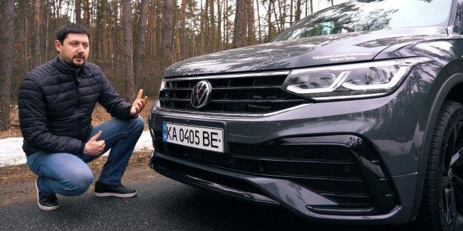 VW Tiguan 2021: самый противоречивый лидер?