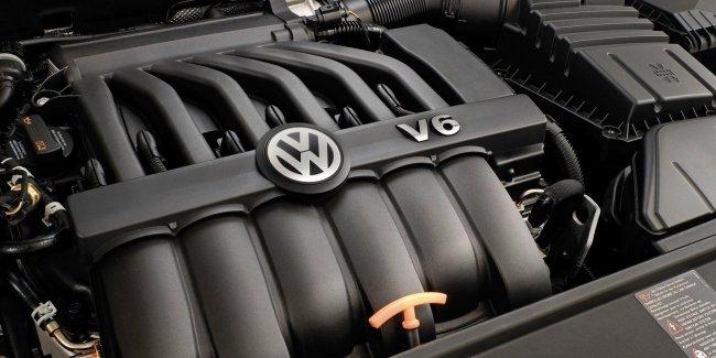 VW прекращает разработку ДВС
