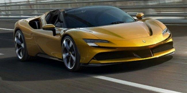 В Великобритании продается Ferrari за биткоины