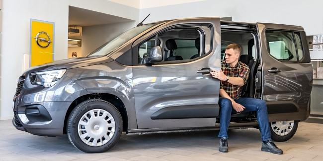Opel Combo Life: разумная альтернатива Peugeot и Citroen?
