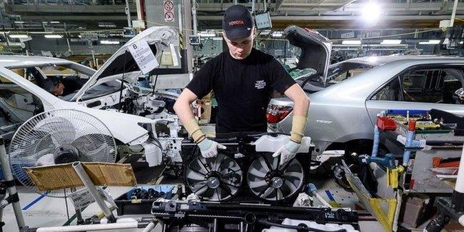Пожара в Японии сократил выпуск авто на 1,6 млн единиц