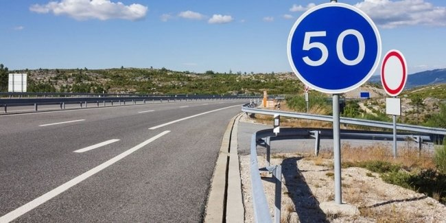 Увеличивать разрешенную скорость до 80 кмч не будут...