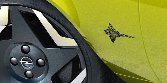 Новые Opel: без эмблем и шильдиков