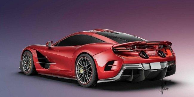McLaren вернет к жизни Mercedes SLR