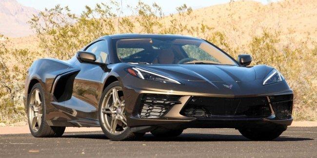 Среднемоторный Corvette подсел на проблемные колеса