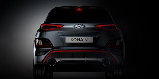 Настоящий «робот»: Hyundai Kona N получит только коробку DCT
