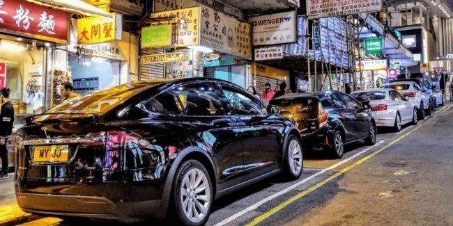 В Китае снова бум на новые авто!