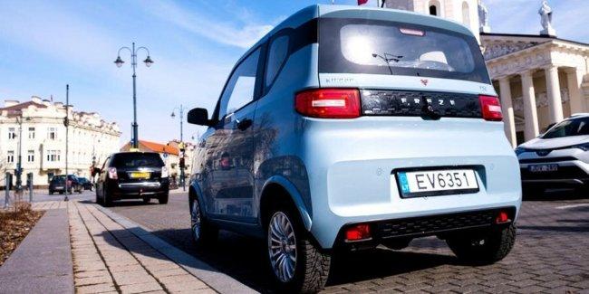 Самый дешевый электрокар Европы запущен в производство