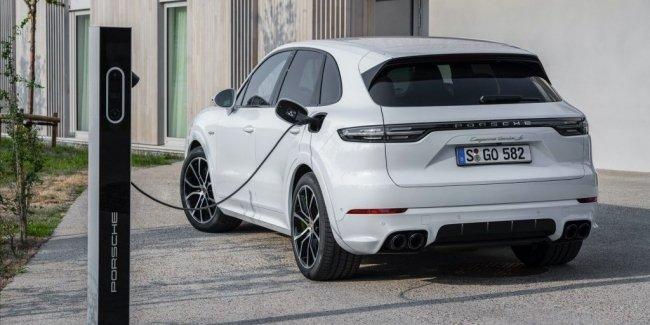 Porsche Cayenne превратится в Taycan