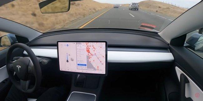 Автономный автопилот почти готов - Маск