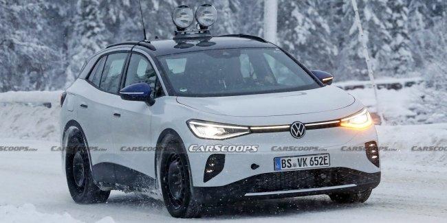 Volkswagen анонсировал ID.4 GTX